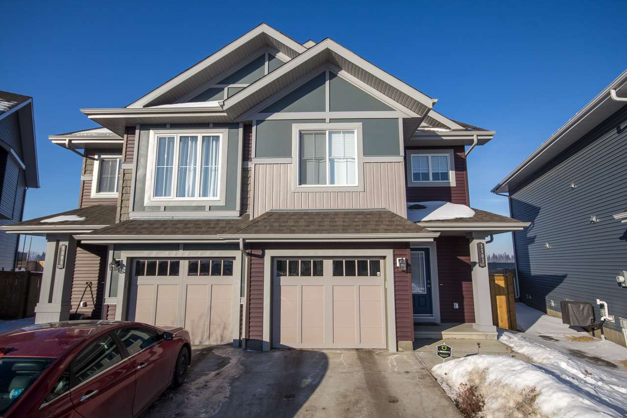 For Sale: 5503 Crabapple Loop, Edmonton, AB | 3 Bed, 3 Bath Townhouse for $369,900. See 21 photos!