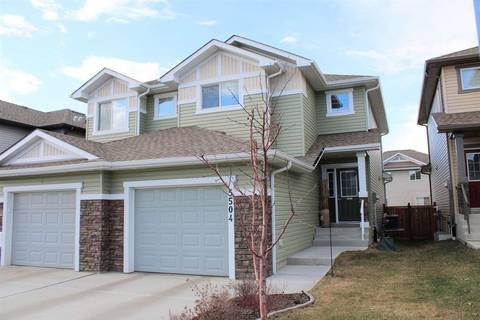 Townhouse for sale at 5504 5 Ave Sw Edmonton Alberta - MLS: E4152782