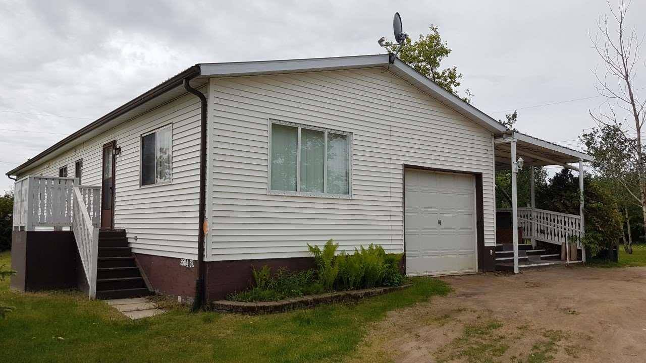 House for sale at 5504 52 St Clyde Alberta - MLS: E4161024