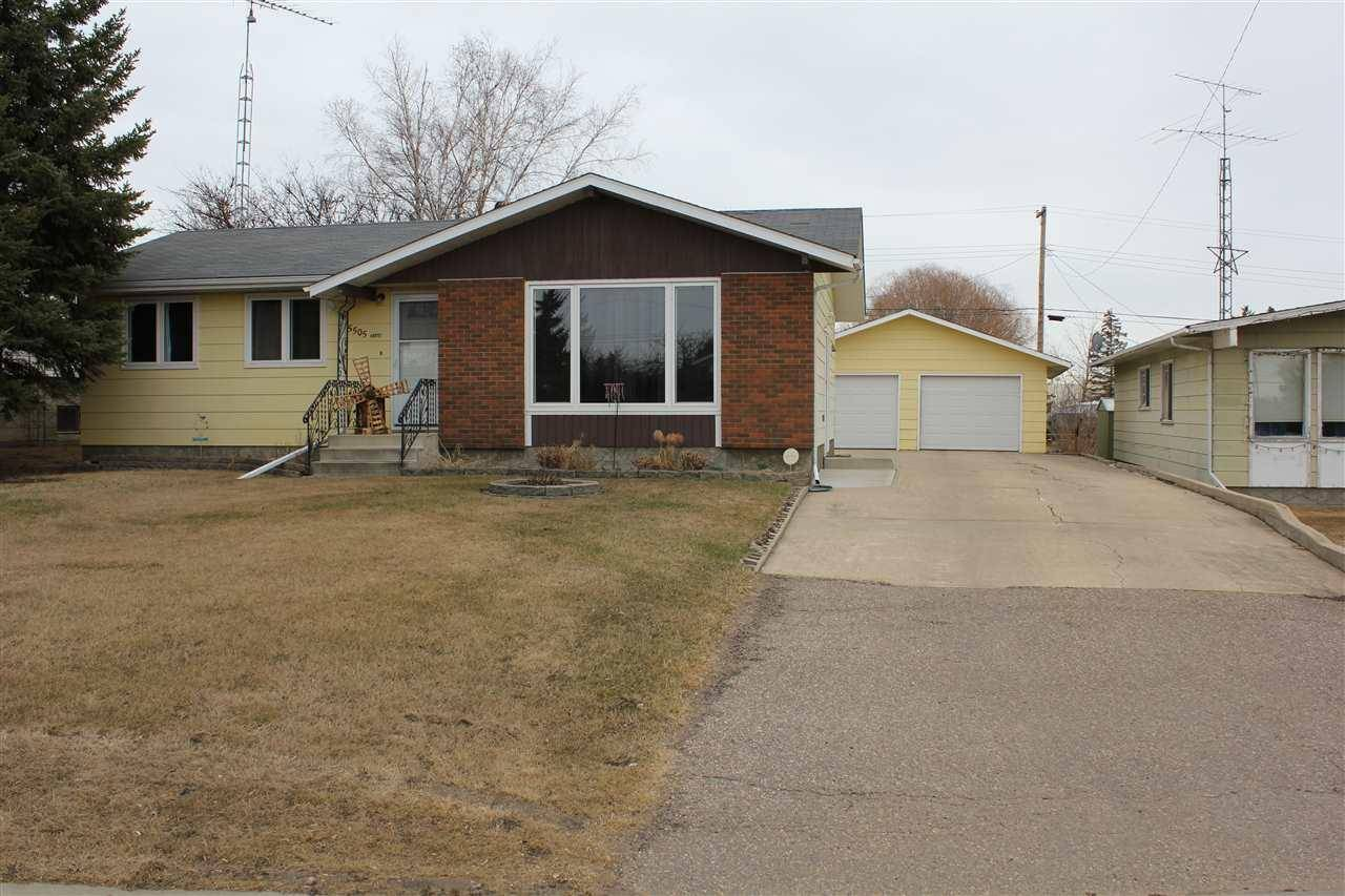 House for sale at 5505 49 St Elk Point Alberta - MLS: E4189398