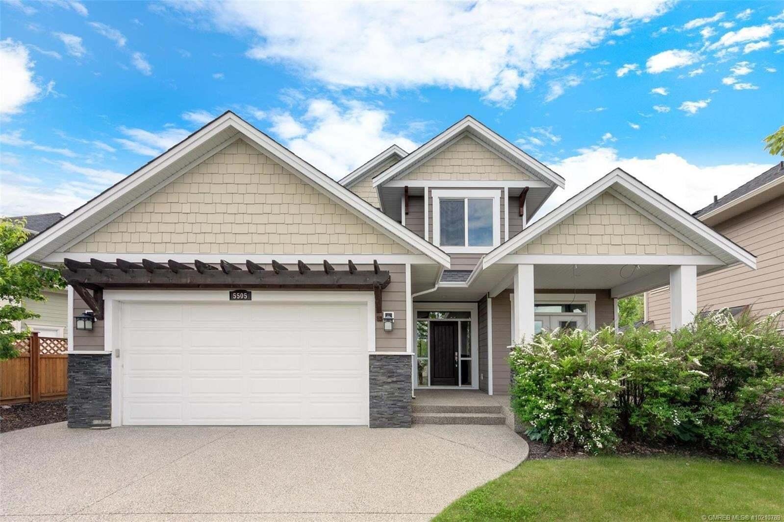 House for sale at 5505 Lee Ln Kelowna British Columbia - MLS: 10210789