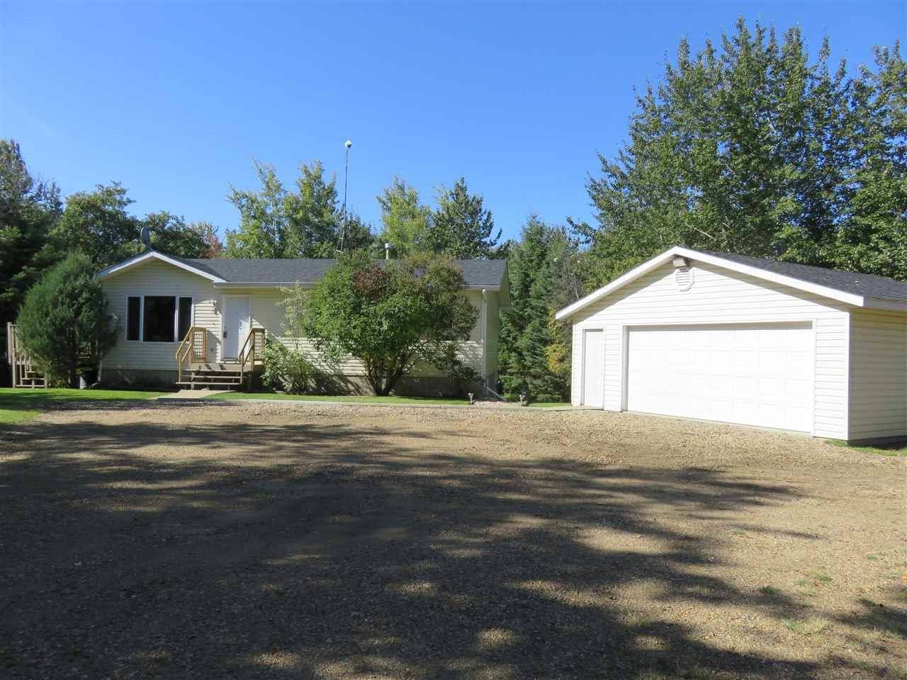 House for sale at 55054 Rge Rd Rural Strathcona County Alberta - MLS: E4171932