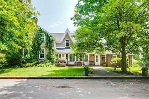 House for sale at 5506 Blind Line Burlington Ontario - MLS: W4677175