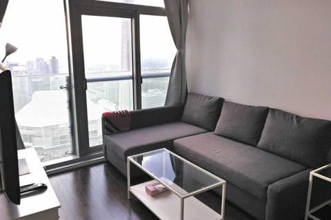 Apartment for rent at 14 York St Unit 5507 Toronto Ontario - MLS: C4736436
