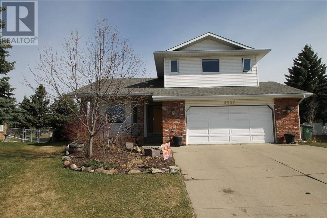House for sale at 63 Street Cs Unit 5507 Ponoka Alberta - MLS: ca0188587