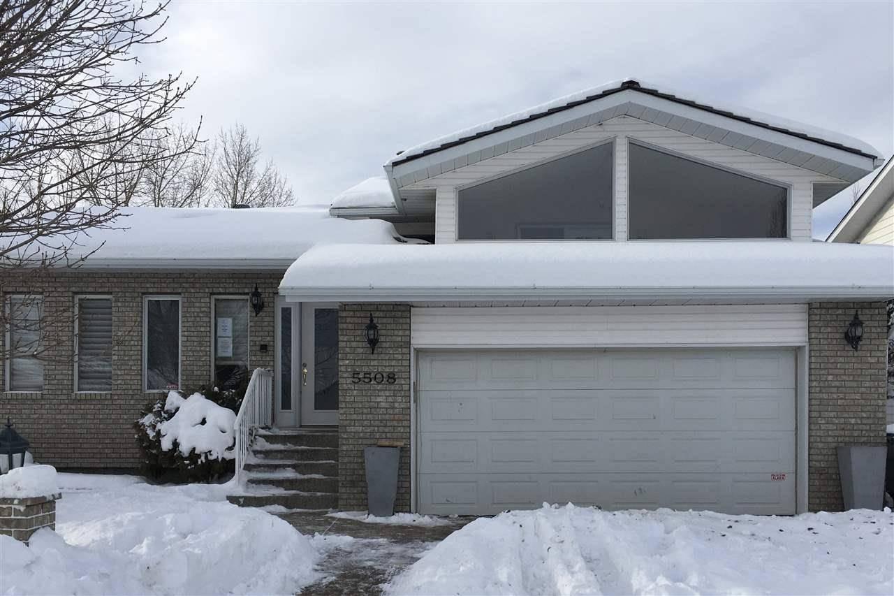 House for sale at 5508 45 St Stony Plain Alberta - MLS: E4186115