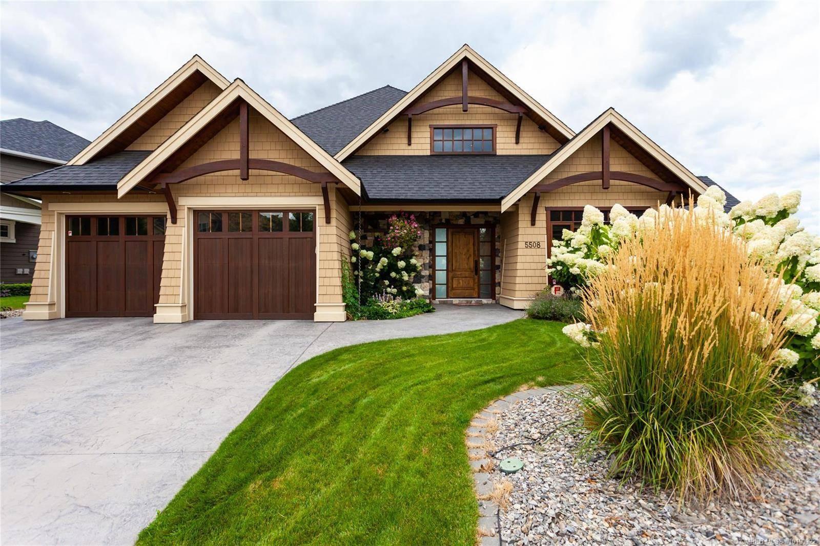 House for sale at 5508 Trestle Ct Kelowna British Columbia - MLS: 10190322