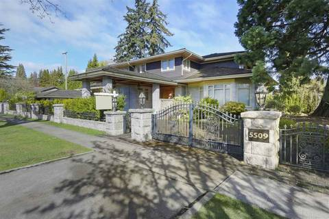 House for sale at 5509 College Highroad  Vancouver British Columbia - MLS: R2362349