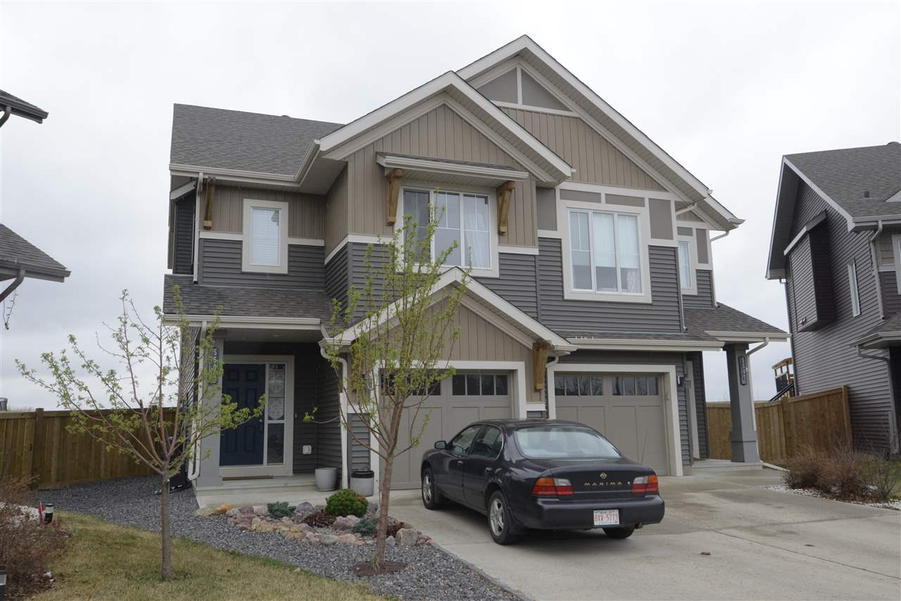 Sold: 5509 Crabapple Loop, Edmonton, AB