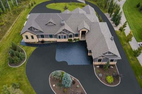 House for sale at 5509 Taylor Walkway Rural Grande Prairie No. 1, County Of Alberta - MLS: A1002639