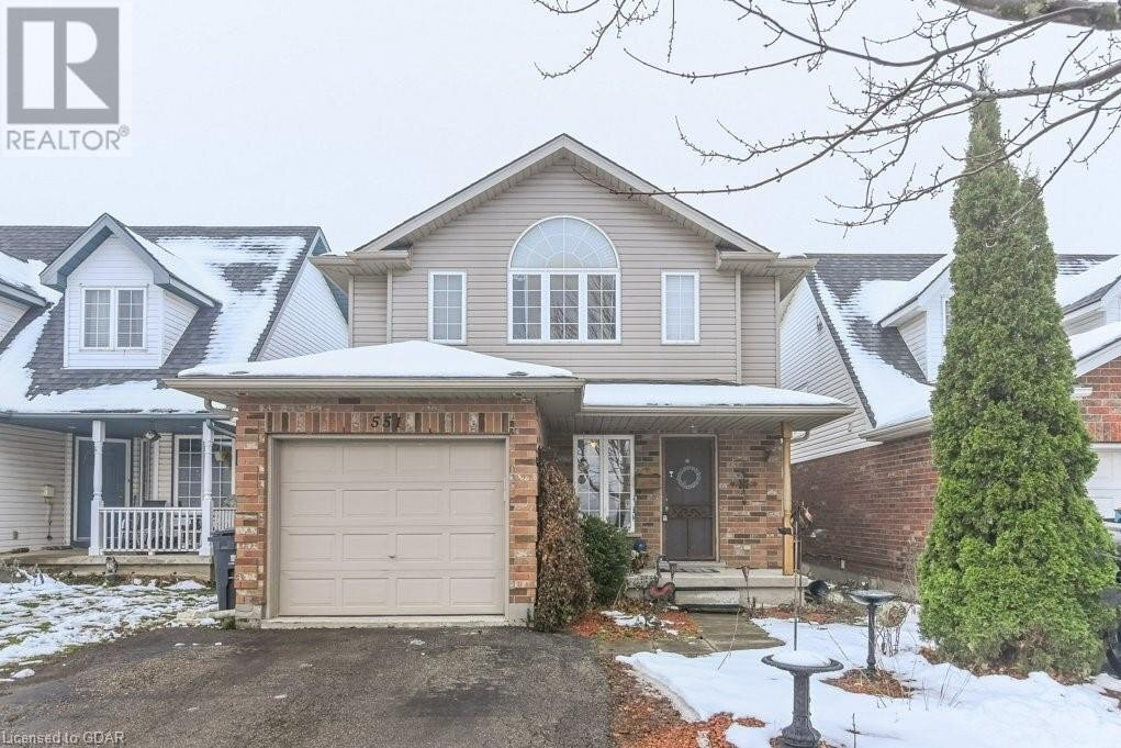 House for sale at 551 Grange Rd Guelph Ontario - MLS: 40047598