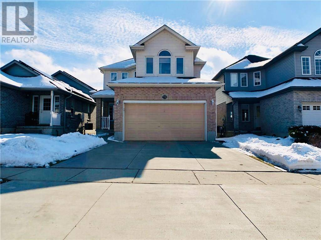 House for sale at 551 Ontario St Woodstock Ontario - MLS: 30790171