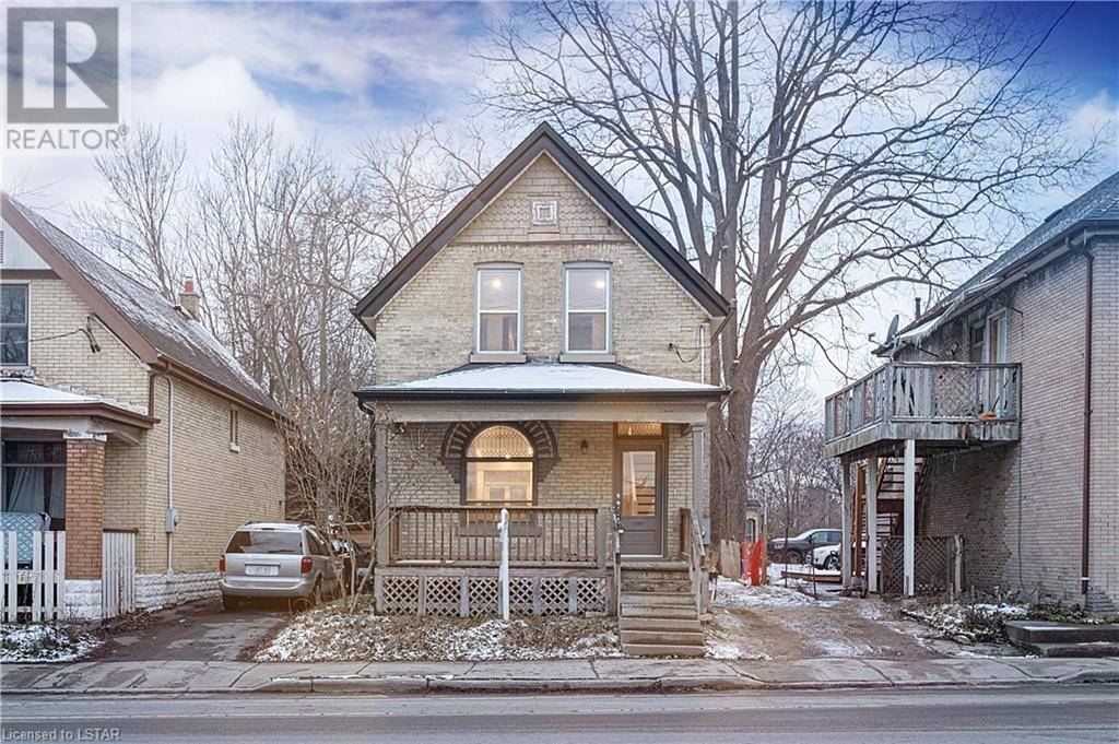 House for sale at 551 Quebec St London Ontario - MLS: 236059