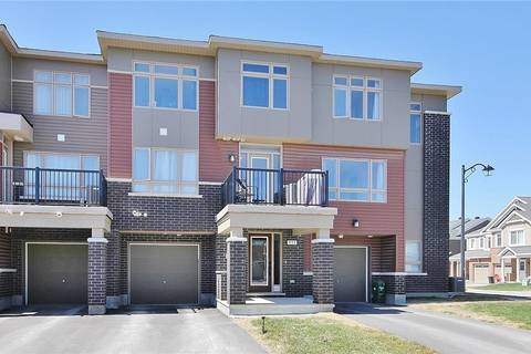 Townhouse for sale at 551 Roundleaf Wy Ottawa Ontario - MLS: 1150103