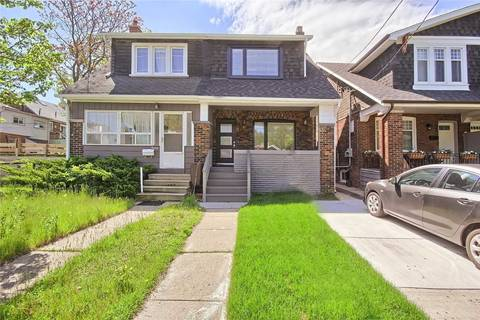 Townhouse for sale at 551 Strathmore Blvd Toronto Ontario - MLS: E4509913