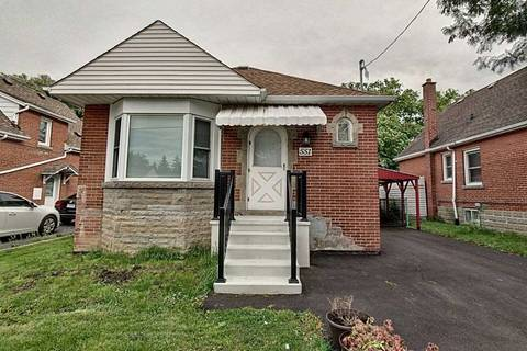 House for sale at 551 Upper Sherman Ave Hamilton Ontario - MLS: X4689578