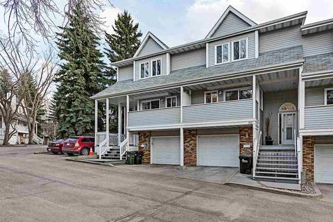 Townhouse for sale at 551 Woodbridge Wy Sherwood Park Alberta - MLS: E4154205
