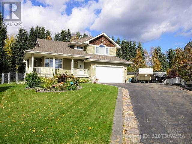 House for sale at 5510 17 Ave Edson Alberta - MLS: 51073