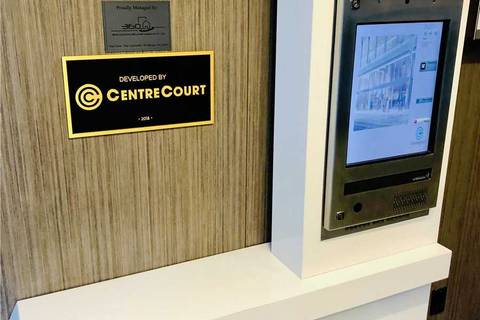 Apartment for rent at 181 Dundas St Unit 5510 Toronto Ontario - MLS: C4651127
