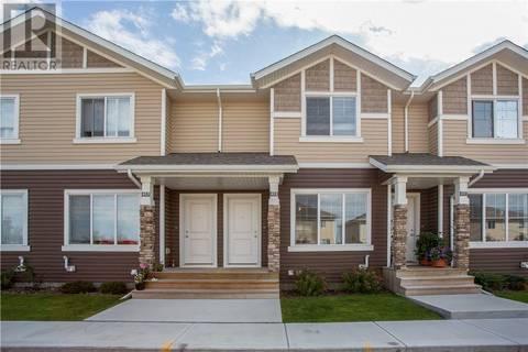 Townhouse for sale at 48 Street Cs Unit 5510 Bentley Alberta - MLS: ca0184302