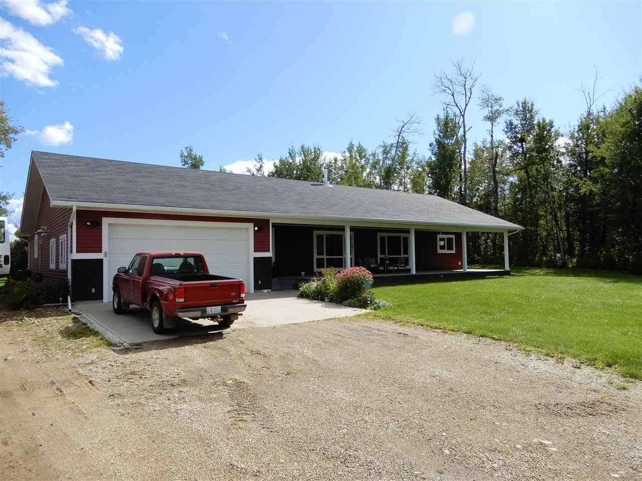 House for sale at 55101 Range Rd Rural Lac Ste. Anne County Alberta - MLS: E4152341