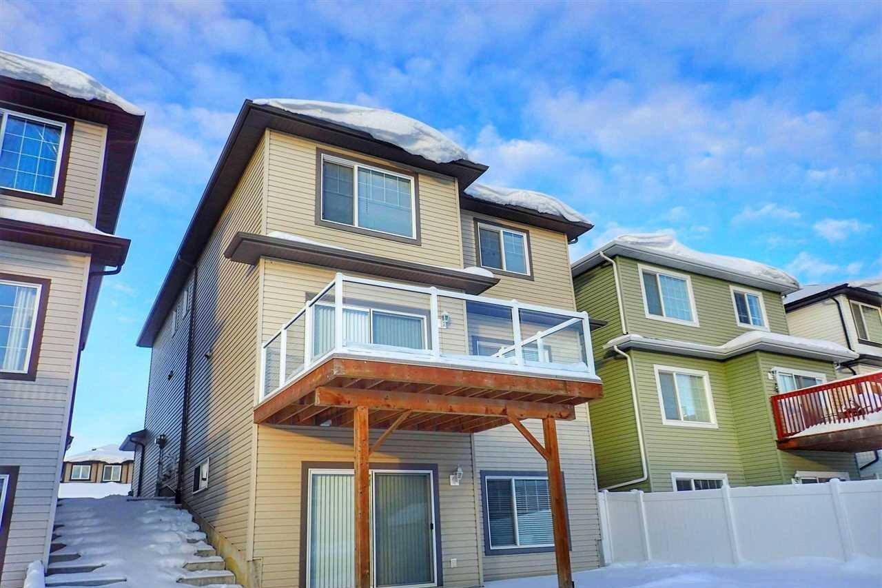 House for sale at 5511 6 Av SW Edmonton Alberta - MLS: E4212945