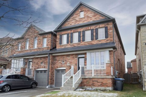 Townhouse for rent at 5511 Fudge Terr Mississauga Ontario - MLS: W5088759