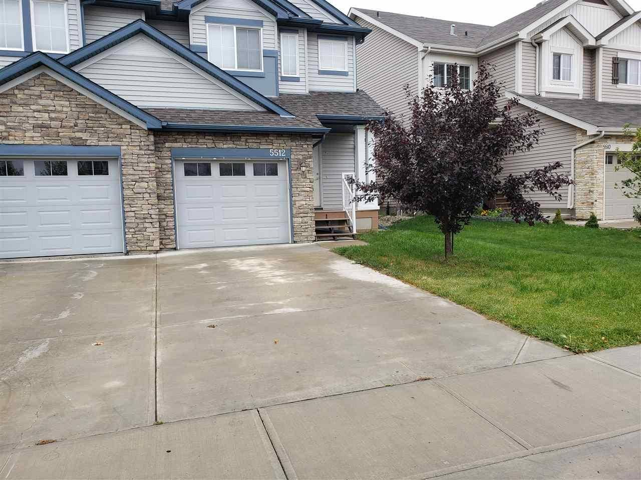 Townhouse for sale at 5512 15 Ave Sw Edmonton Alberta - MLS: E4173171