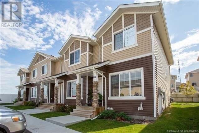 Townhouse for sale at 5512 48a Cs Bentley Alberta - MLS: CA0184387