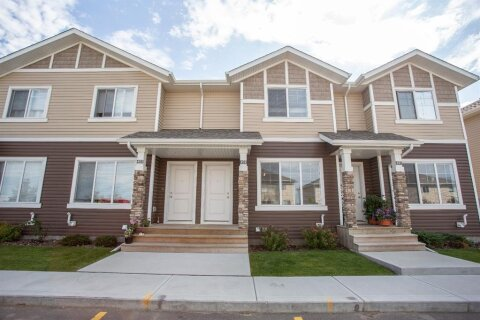 Townhouse for sale at 5512 48a Street Close Bentley Alberta - MLS: CA0184387