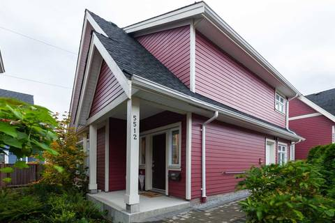 Townhouse for sale at 5512 Dundee St Vancouver British Columbia - MLS: R2423486
