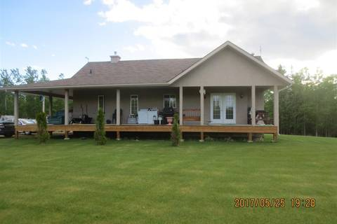 House for sale at 55132 Range Rd Rural Yellowhead Alberta - MLS: E4155636