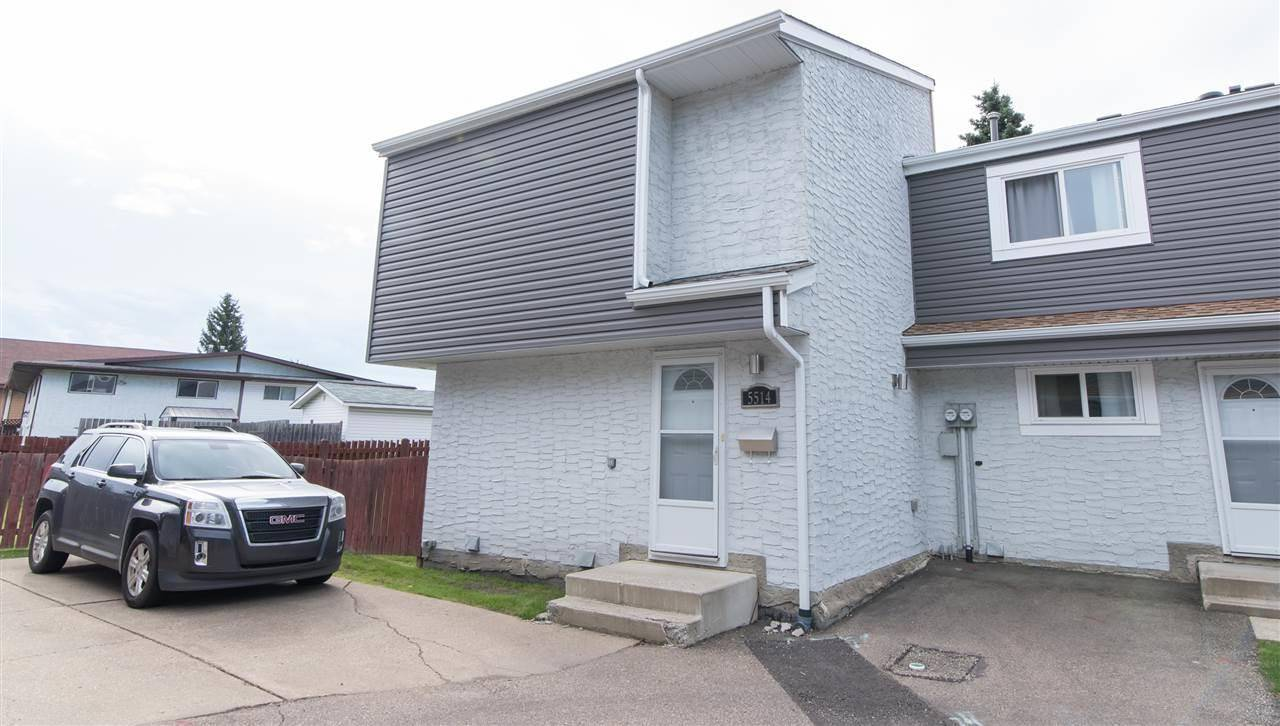 Townhouse for sale at 5514 19a Ave Nw Edmonton Alberta - MLS: E4170736