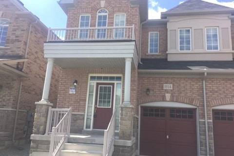 Townhouse for rent at 5514 Meadowcrest Ave Mississauga Ontario - MLS: W4551226