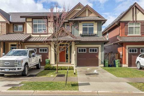 Townhouse for sale at 5517 Chinook St Sardis British Columbia - MLS: R2447391