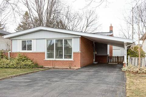 House for sale at 5518 Romanwood Cres Burlington Ontario - MLS: W4721767