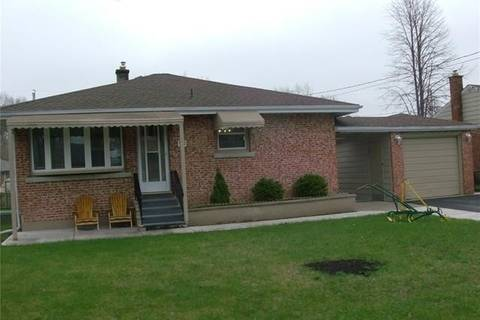 House for sale at 552 Alan Ave Welland Ontario - MLS: X4435415