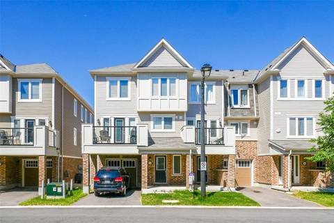 Townhouse for sale at 552 Goldenrod Ln Kitchener Ontario - MLS: X4497370