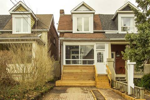 Townhouse for sale at 552 Main St Toronto Ontario - MLS: E4422016