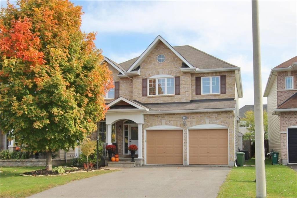 House for sale at 552 Mazari Cres Ottawa Ontario - MLS: 1171970