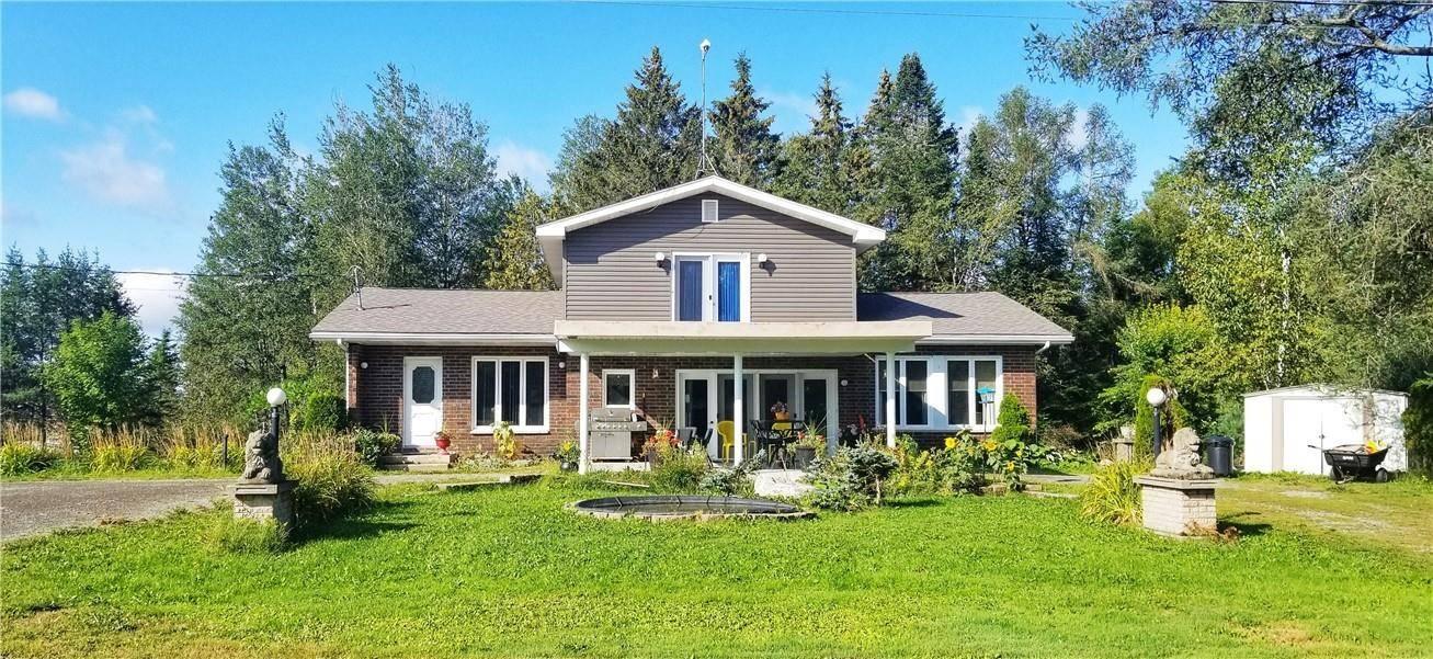 Residential property for sale at  552 Rte Saint-leonard New Brunswick - MLS: NB032658