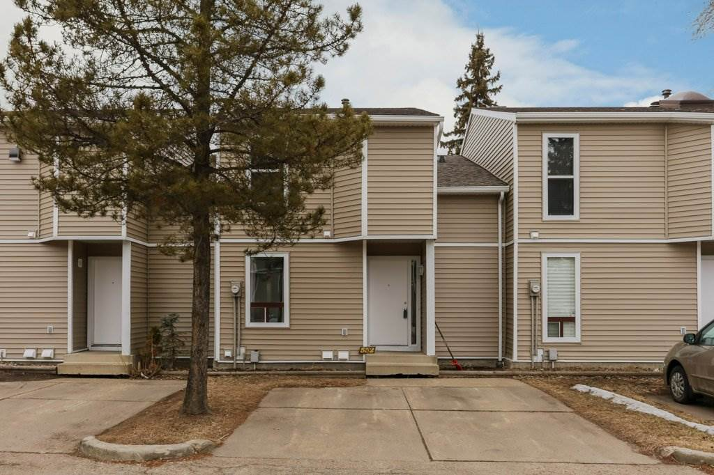 For Sale: 552 Saddleback Road North West, Edmonton, AB | 3 Bed, 1 Bath Condo for $234,900. See 21 photos!
