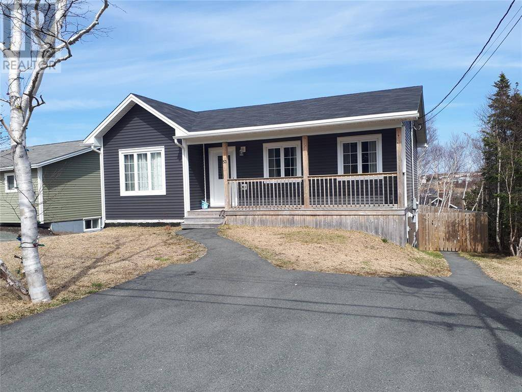 House for sale at 552 Seal Cove Rd Conception Bay South Newfoundland - MLS: 1209698