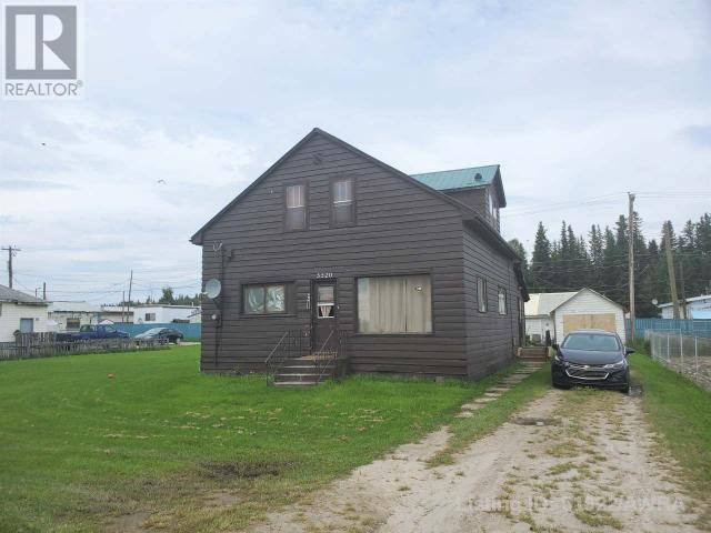 House for sale at 5520 4 Ave Edson Alberta - MLS: 51922