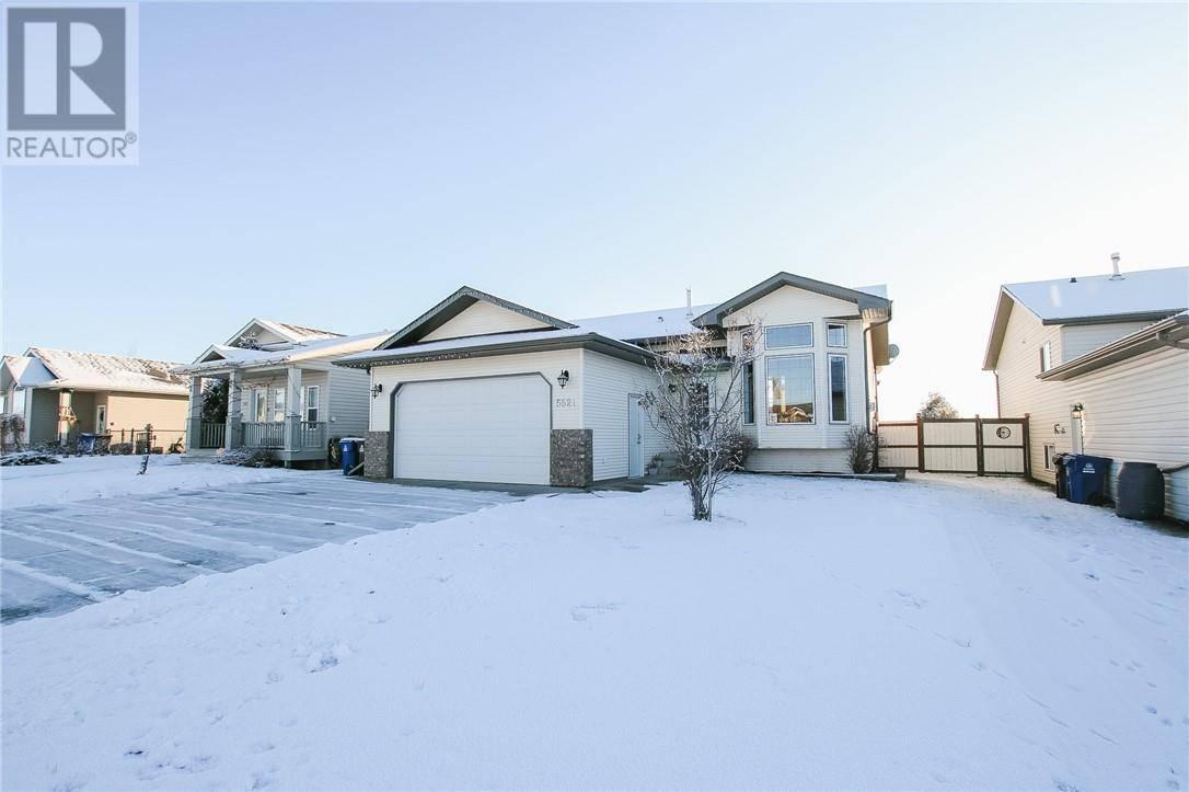 House for sale at 5521 Park St Blackfalds Alberta - MLS: ca0181414