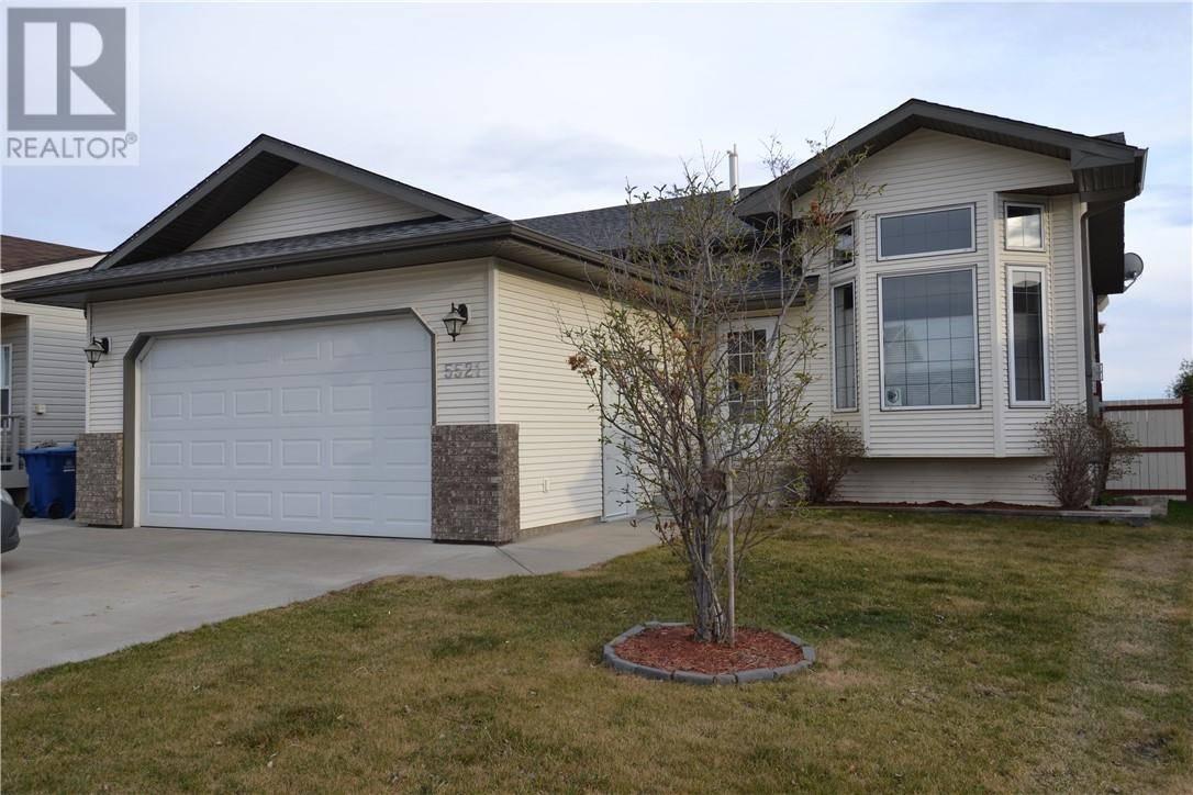 House for sale at 5521 Park St Blackfalds Alberta - MLS: ca0185788