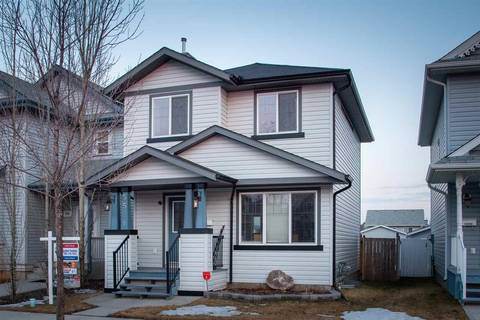 House for sale at 5521 Stevens Cres Nw Edmonton Alberta - MLS: E4139449