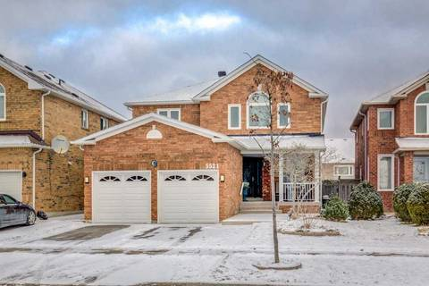 House for sale at 5521 Whitehorn Ave Mississauga Ontario - MLS: W4720799