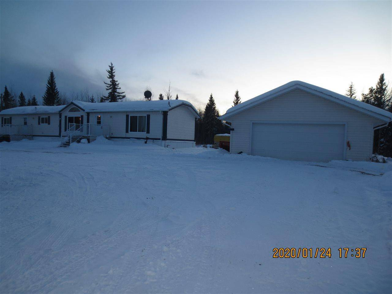 Residential property for sale at 55214 Range Rd Rural Yellowhead Alberta - MLS: E4185321