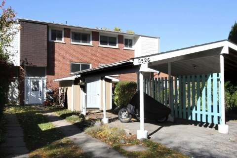 Townhouse for sale at 5526 Schueller Cres Burlington Ontario - MLS: W4960041